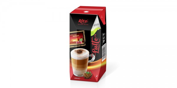 Cafe from VietNam in  aseptic 200ml