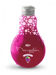 Carbonated Mangosteen Drink
